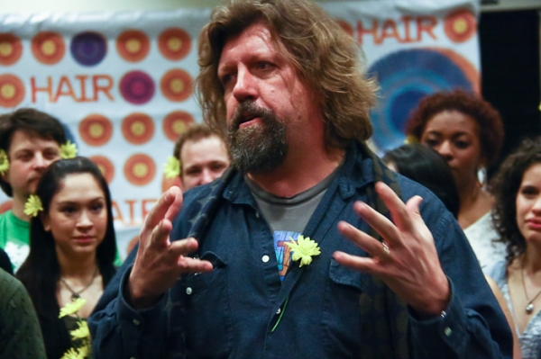 Photo Coverage: New HAIR Tribe Meets the Press