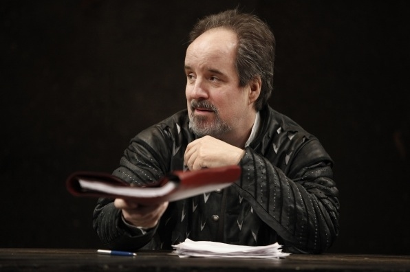 John Pankow at MTC Presents EQUIVOCATION by Bill Cain