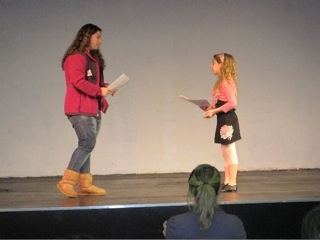 Photo Flash: Bailey Hanks Leads LEGALLY BLONDE Workshop
