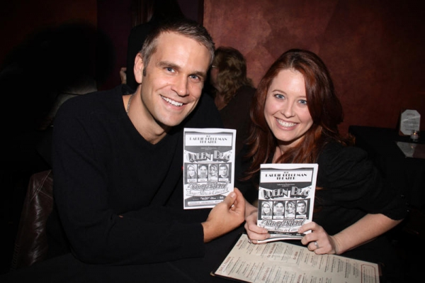 John Brotherton and Melissa Archer