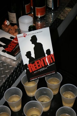 Photo Flash: Urban Stages Opening Night of ReENTRY