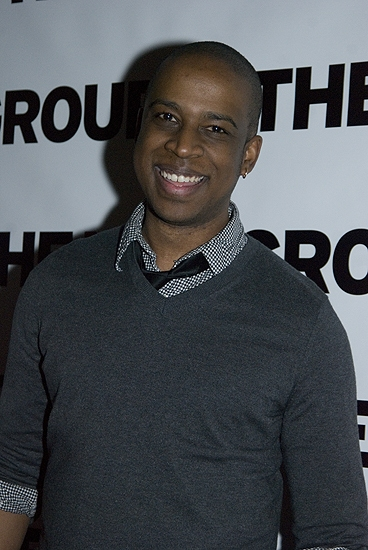 Keith Powell at A LIE OF THE MIND Opens Off-Broadway