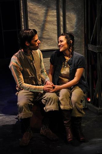 Jonathan Reisfeld and Molly Gazay