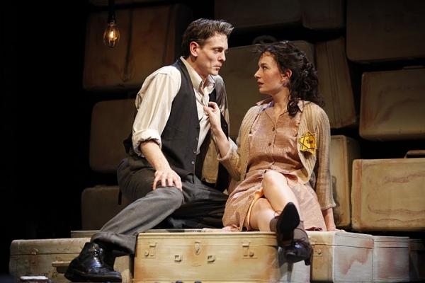 Jason Collins and Erika Amato