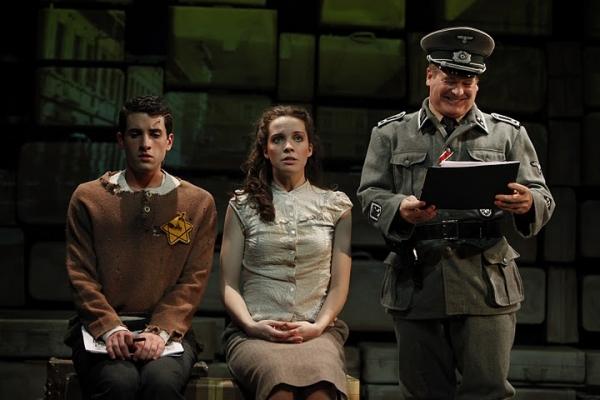 Nic Cory, Patricia Noonan and Kurt Zischke