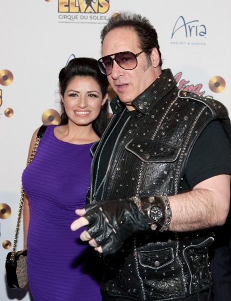 Valerie Vasquez and Andrew Dice Clay