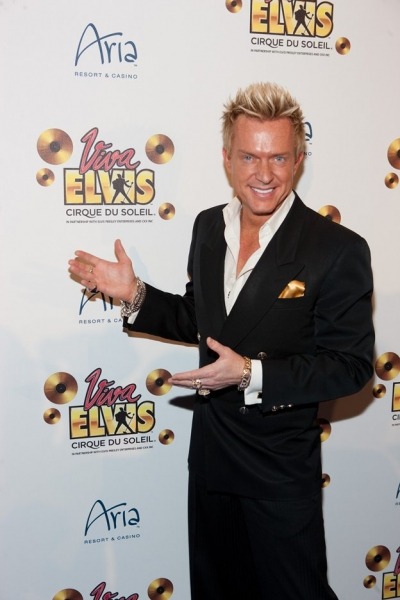 Photo Coverage: Cirque Du Soleil VIVA ELVIS Premieres in Las Vegas
