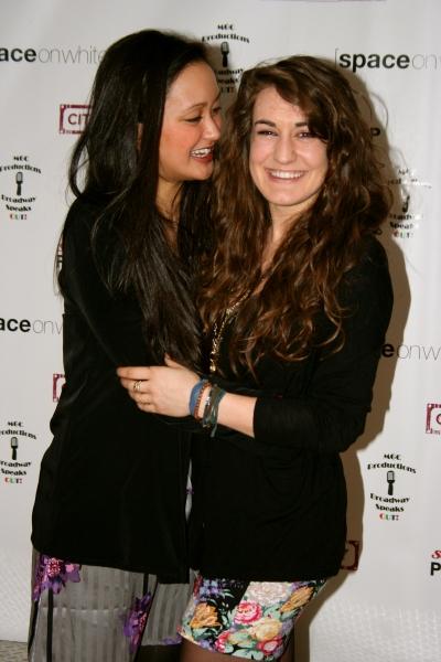 Katie Kiyan and Hannah Shankman