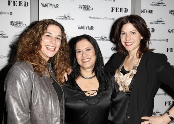 Kristi Jacobson, Barbara Kopple & Lori Silverbush  Photo