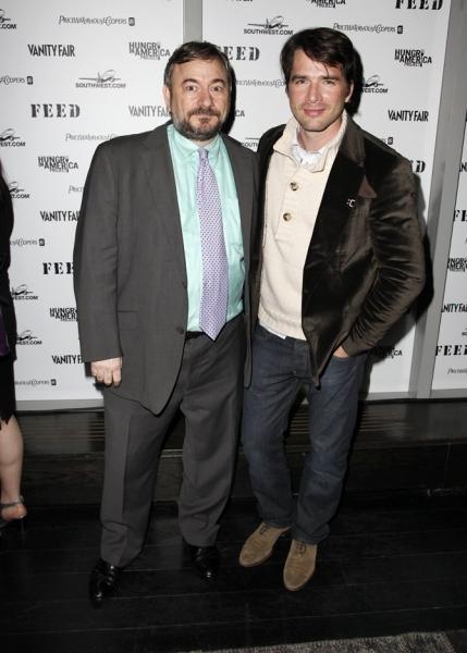 Joel Berg & Matthew Settle
