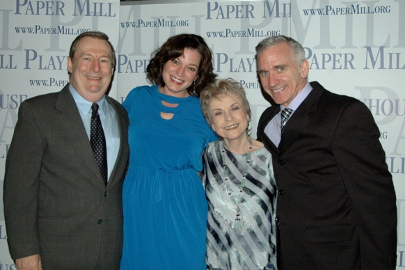 Mark W. Jones (Executive Director), Sara Surrey, Mark S. Hoebee, and Rosemary Prinz