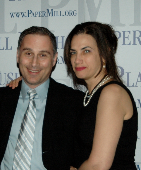 John Plumpis and Patricia Buckley