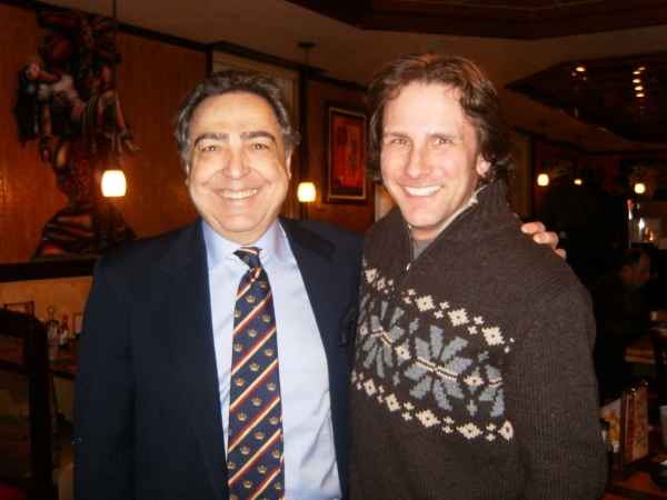 Bill Pullinsi and Kevin Barthel Photo