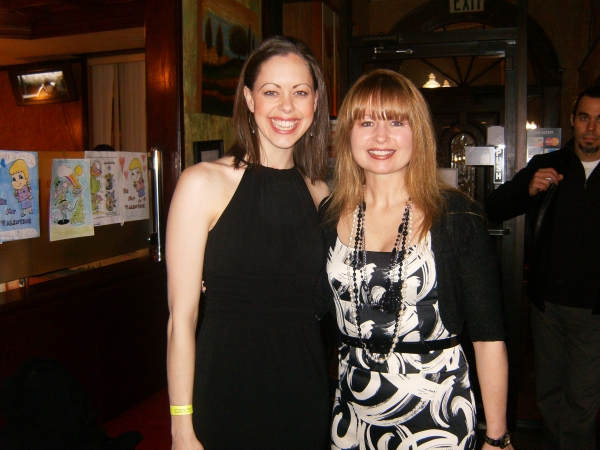 Photo Flash: Opening Night Reception for Theatre at the Center's NOISES OFF