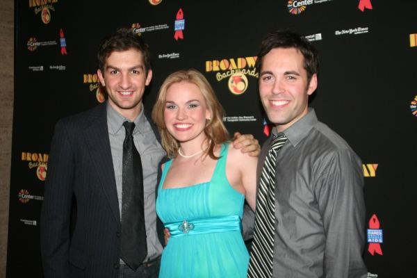 Adam Brozowski, Tiffan Borelli and Jason Michael Butler