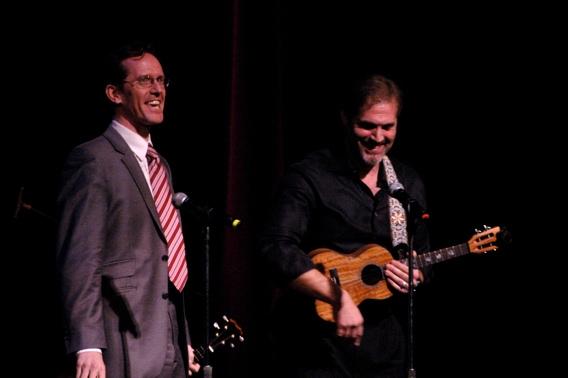 High Res Jeffry Denman and Marc Kudisch