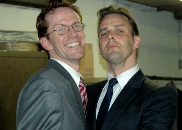 High Res Jeffry Denman and Noah Racey