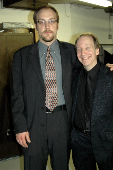 Alexander Gemignani and Scott Siegel