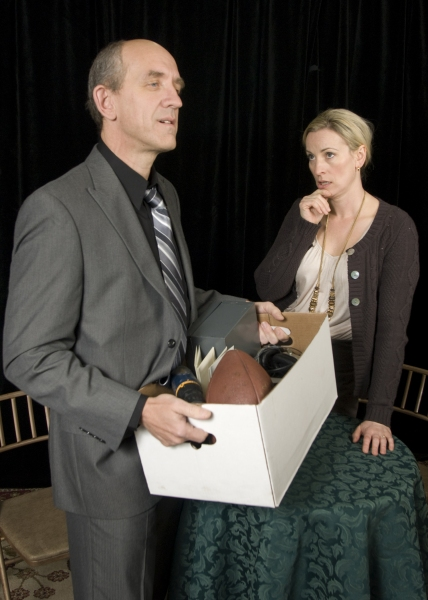 Jeff Berryman and Lisa Peretti