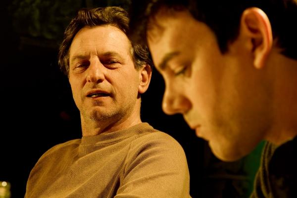 Gregory Beck Jericho and Tony Colavito