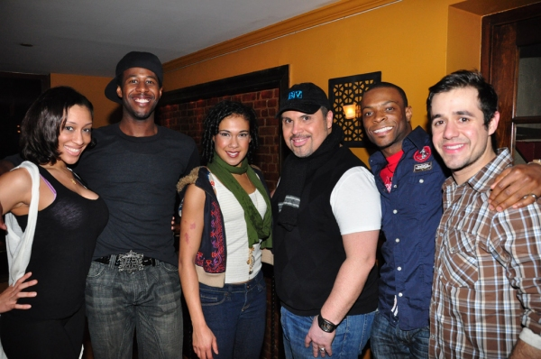 Jennifer Locke, Marcus Paul James, Rose Lani Fiedelman, Eliseo Roman, Rickey Tripp, Noah Rivera