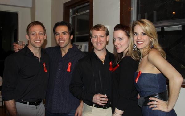 Nathaniel Shaw, Nick Dalton, David Strobbe, Abby Mueller, Stephanie Youell Binetti