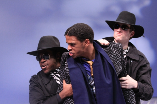 Photo Flash: CRT Presents THE COMEDY OF ERRORS