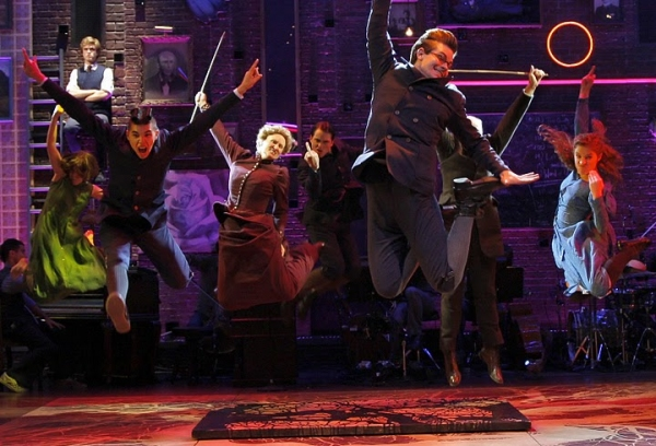 Photo Flash: SPRING AWAKENING Lands at Atlanta's Fox Theatre, 3/9-3/14