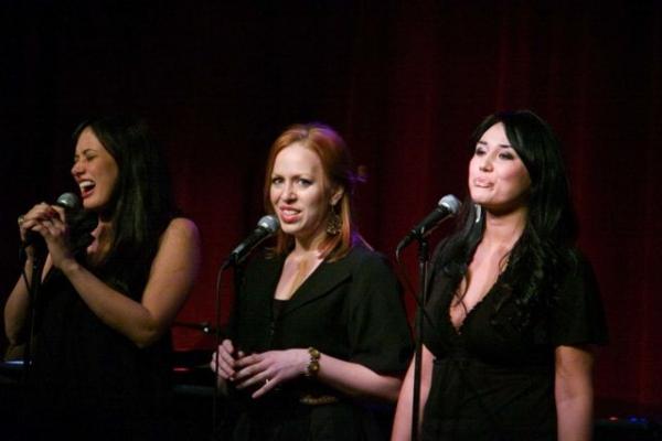 Mariand Torres, Kat Hennessey, Anne Fraser Thomas