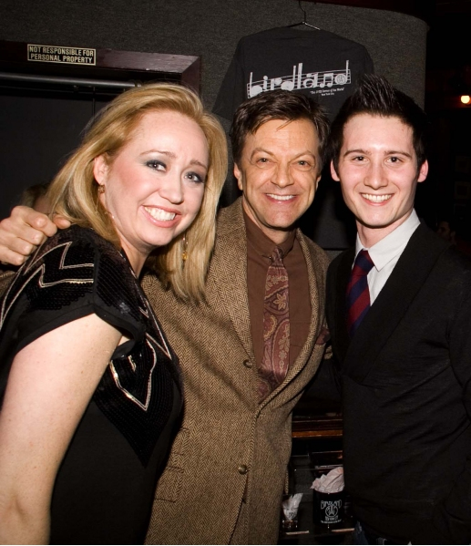 Director Shea Sullivan, Producer Jim Caruso & Gavin Denton Jones