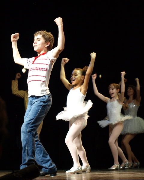 Photo Coverage: BILLY ELLIOT Honors The Actors Fund