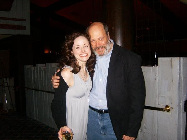 Heidi Kettenring and David Girolmo