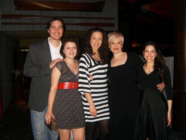 Justin Berkobien, Katie Spelman, Jennifer T. Grubb, Rebecca Finnegan and Laura Scheinbaum