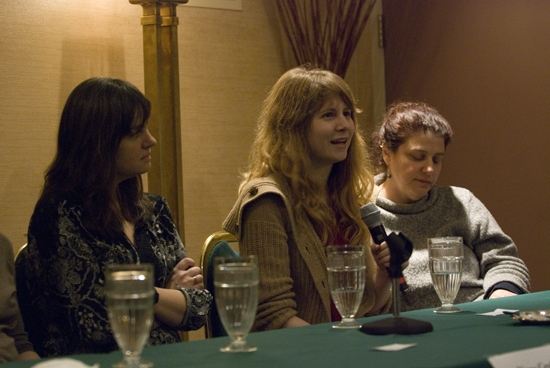 Pam Mackinnon,Annie Baker,Rinne Groff