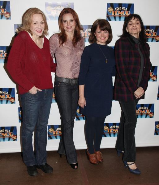 Jan Maxwell, Mary Catherine Garrison, Jennifer Laura Thompson Photo