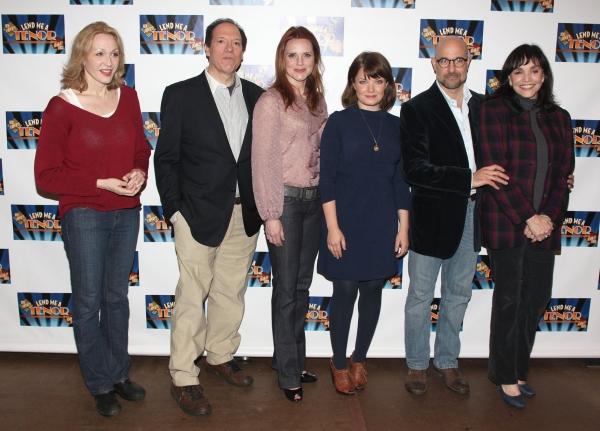Jan Maxwell, Ken Ludwig, Jennifer Laura Thompson, Mary Catherine Garrison, Stanley Tu Photo