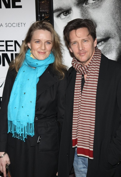 Andrew McCarthy and Dolores Rice