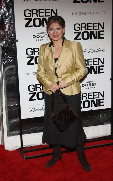 Photo Coverage: Damon, Ryan, Stiles Attend GREEN ZONE Premiere At AMC Loews