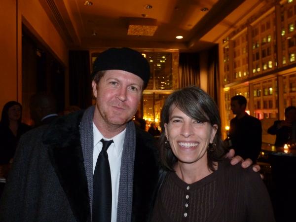 Brett C. Leonard and Rebecca Gilman