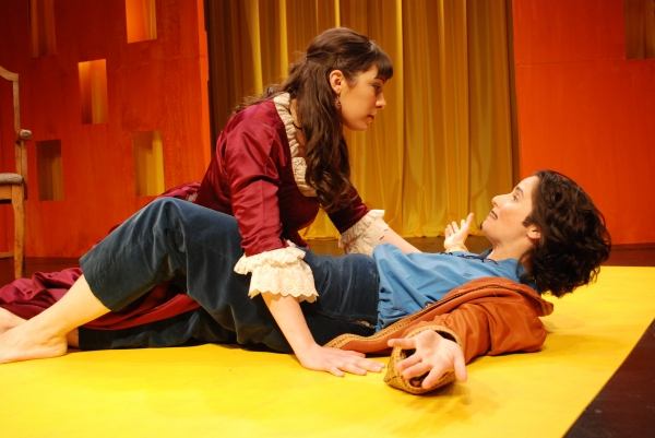 Photo Flash: The Queen's Company All Female Revival of THE WONDER Opens 2/27
