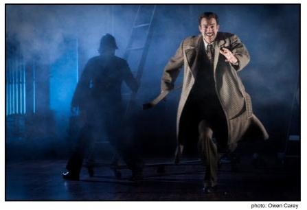Photo Flash: Portland Center Stage Presents THE 39 STEPS