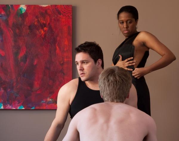 Ebony Wimbs, Brett Lee and Doug Tyler