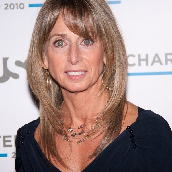 President of NBC Universal Cable, Bonnie Hammer