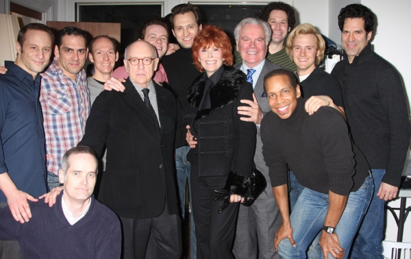 Jack Cummings III, Matt Crowley, Jill St. John, Robert Wagner and Cast of THE BOYS IN THE BAND
