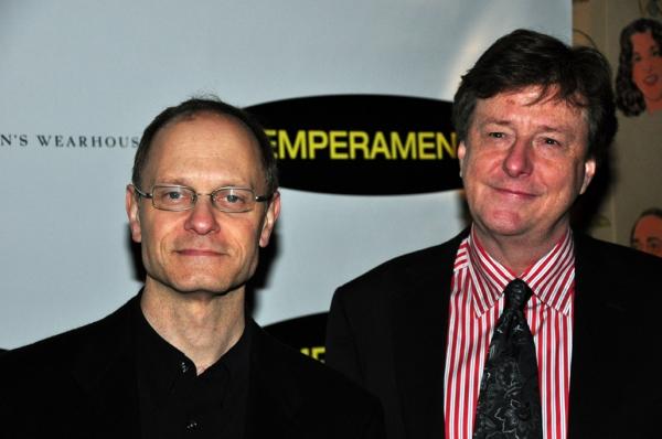 David Hyde Pierce, Brian Hargrove