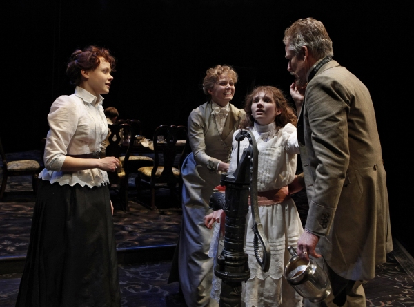 Photo Flash: THE MIRACLE WORKER on Broadway; Opens 3/3