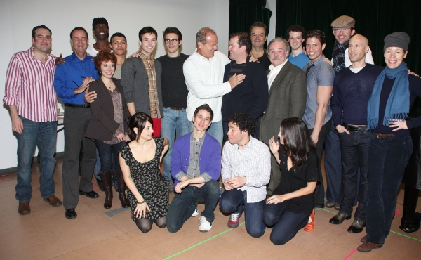 Photo Exclusive: Meet the Cast of LA CAGE!