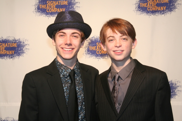 Henry Hodges and Dylan Riley Snyder