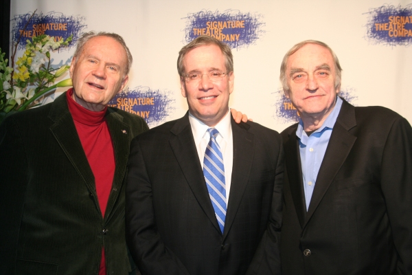 Romulus Linney, Scott Stringer and Lanford Wilson