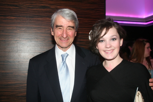 Sam Waterson and Virginia Kull